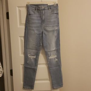 Brand new with tags American Eagle Curvy skinnies